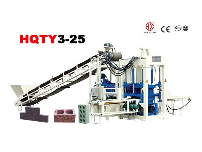 QT3-25block making machine