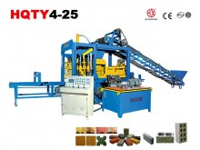HQTY4-25 block making machine line
