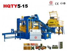 HQTY5-15 block making machine