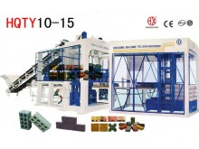 HQTY10-15 Block Making Machine