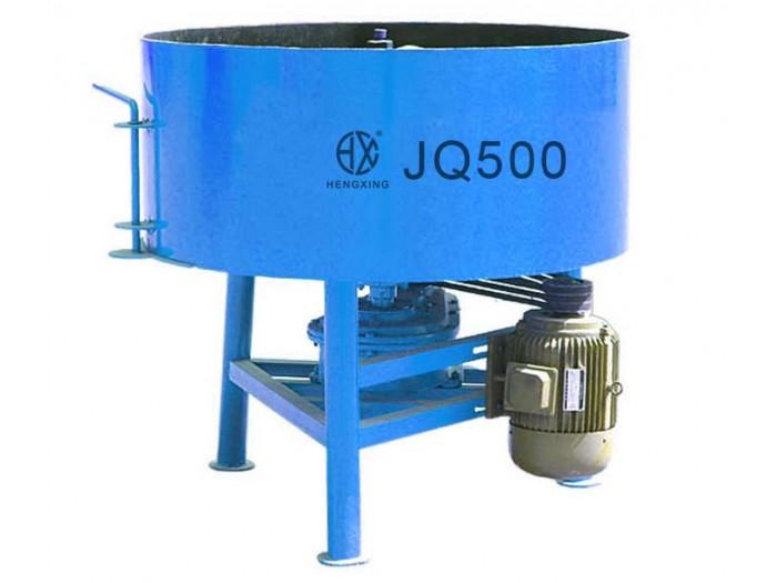 JQ500 Concrete Mixer