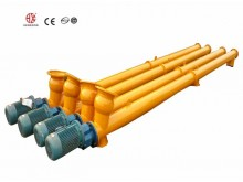 screw conveyor for AAC/CLC