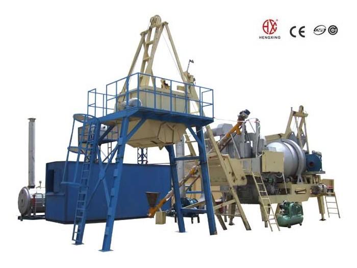 QLB Series Modular Asphalt Concrete Mixing Plant