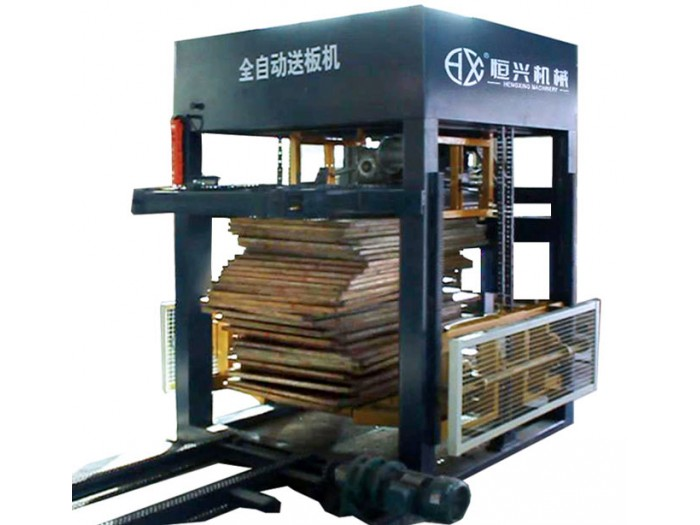 automatic pallets feeding machine